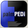 iPhone/iPadアプリ「palmPEDi - Pediatric Emergency Medicine Tape for the PICU, OR, ED」のアイコン