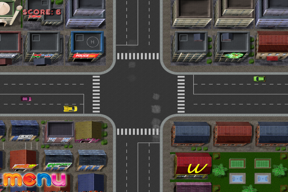 Screenshot Traffic Chaos 4C HD