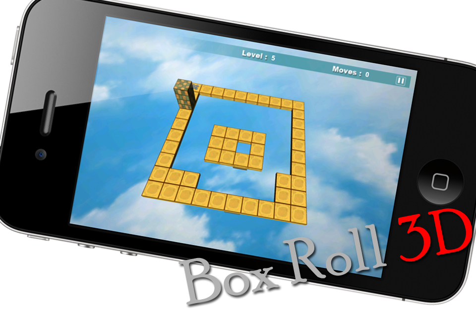 Box Roll 3D Lite