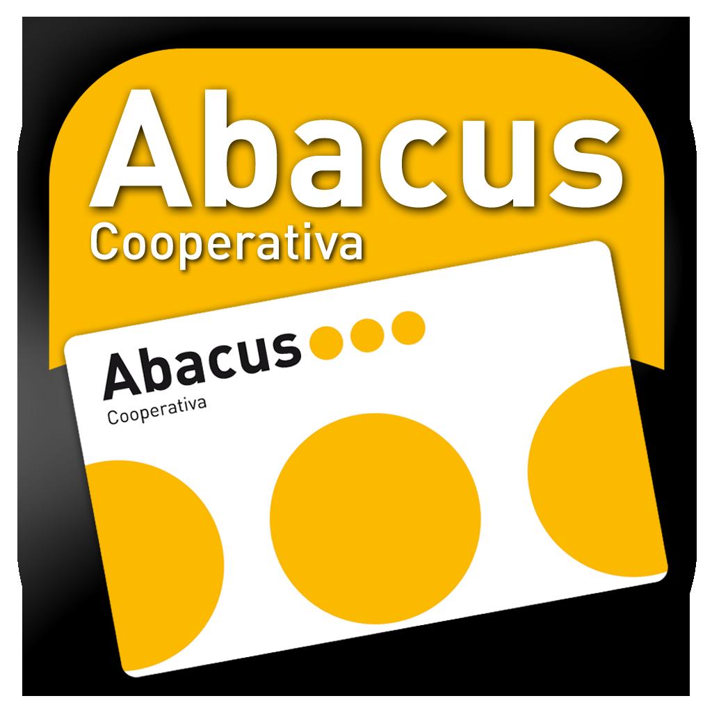 Abacus cooperativa. Amb l´app d´Abacus porta el teu carnet de soci al mòbil!